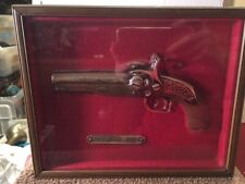 Inter-craft Industries Pill Lock 1885 in Shadow Box