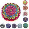 Mandala Floor Pillows Cases Tapestry Bohemian Throw Meditation Cushion Covers
