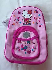 Sanrio Saturated Hello Kitty BackPack School Bag Petite