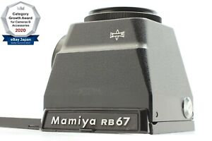【N MINT】 Mamiya RB67 CDS Metered Chimney Finder For RB67 Pro S SD From JPN 1274