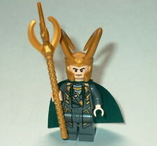 SUPER HERO #20 Lego Loki w/Staff NEW GENUINE LEGO 6867,6868,6869