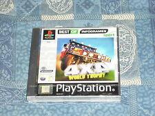PS1 : 4x4 WORLD TROPHY - Nuovo, sigillato, ITA ! Compatibile PS2 e PS3