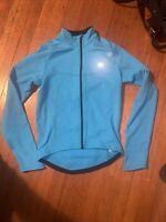 Pearl Izumi Select Fleece Thermal Cycling Jacket Mens Small Blur