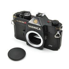 Yashica TL Electro-X ITS SLR Film Camera For M42 Screwmount! Good Condition!