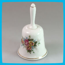old vintage rare England STAFFORDSHIRE Royal Kent The Bone China Porcelain Bell