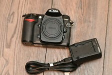 Nikon D200 10.2MP Digital SLR Camera - Black (Body Only) 20,045 SHUTTER COUNT