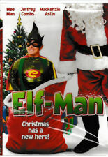 ELF-MAN (Christmas Movie) | DVD | Brand New