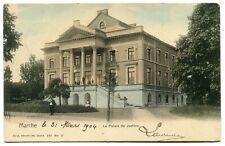 CPA - Carte Postale - Belgique - Marche - le Palais de Justice - 1904 (C8683)