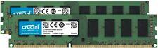 Crucial 32GB Kit DDR3L 16Gox2 1600 PC3L-12800 DIMMCT2K204864BD160B ddr3