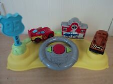 Safety 1st Disney Cars Lightning McQueen Baby Walker Replacement Toy Tray VGUC