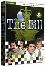 THE BILL volume five 5. Two discs. Brand new sealed DVD.
