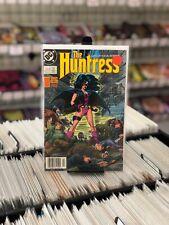 The Huntress 1 Vol 1 1st App of Helena Bertinelli (New Earth) - DC Comics - 1989