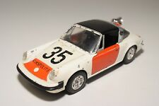 MEBETOYS 8597 PORSCHE 911 TARGA RIJKSPOLITIE DUTCH POLICE GOOD CONDITION