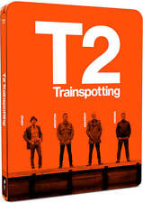 T2 Trainspotting - Limited Edition Steelbook (Blu-ray) BRAND NEW!!