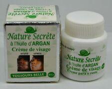 Nature Secrete with Pure Argan Oil Facial Cream 40g