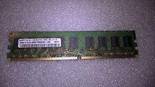 Memoria ECC DDR2 Samsung M391T2953EZ3-CE6 1GB PC2-5300 667MHz CL5 240-Pin