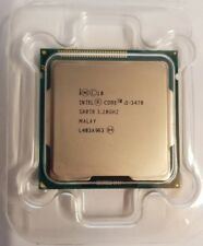 Intel® Core™ i5 3470 3.20 GHz Quad-Core Processor CPU LGA 1155 Socket
