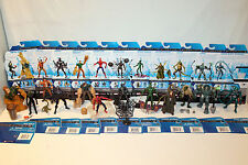 Spider-Man 3 Movie Figure Lot of 11 Hasbro 2007 Venom Rhino Green Goblin Lizard