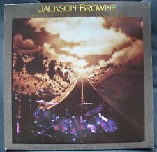JACKSON BROWNE  (LP 33T)   RUNNING ON EMPTY