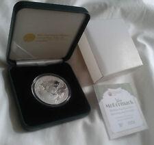 2014 Irlanda John McCormack programa Europeo Europa moneda de plata prueba