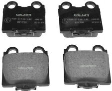 FOR TOYOTA ALTEZZA ARISTO LEXUS GS300 GS430 IS200 99 01 02 03 04 REAR BRAKE PADS