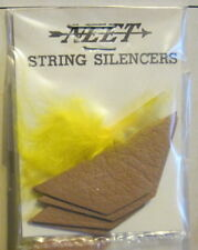 *BEST* String Silencer Ever Made for RECURVE/LONGBOW/TARGET Archery Bow Hunting