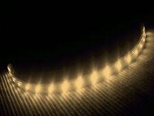 50CM STRIP STRISCIA LED 3528 12V BIANCO CALDO WATERPROOF IP65 INGUAINATA