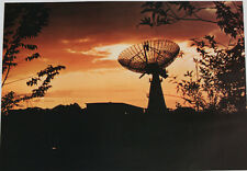 "adc space tracker satelite sunset 17x23"" print US AIR FORCE photo"