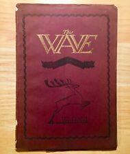 THE WAVE: A Journal of Art & Letters, Vol. II, No. 1 (Vincent Starrett) 1924