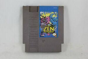 Nintendo NES Zen Intergalactic Ninja