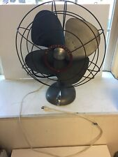 "Westinghouse 16PA2 vintage huge 21"" high INDUSTRIAL art deco TABLE FAN"