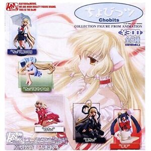 Chobits figure collection chi chii kotoko elda freya anime version clamp
