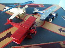 Tootsietoy Airplane Lot