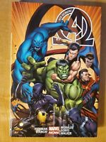 New Avengers by Jonathan Hickman v2 hardcover great condition Secret Wars