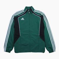 Adidas EQT FIFA Football Full Zip Tracksuit Top Track Jacket Mens XL Green 5711