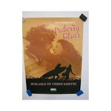 PUBERTY BLUES Original Vintage Home Video Movie Poster