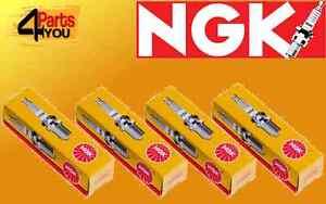 4x NGK Spark Plug - BPR6ES - WORLWIDE - BEST PRICE