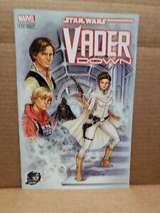 Star Wars Vader Down #1 Phantom Variant (2016) Marvel Comics