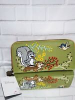 Loungefly Snow White And The Seven Dwarfs Woodland Wallet New With Tag
