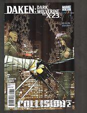 Daken Dark Wolverine #8 ~ VS. X-23 / Collision: Part 2 ~ 2011 (9.2) WH