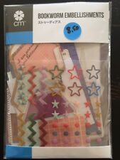 Creative Memories Bookworm Embellishments NLA NIP