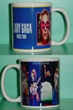 Lady Gaga - Joanne World Tour - with 2 Photos Designer Collectible Gift Mug 06