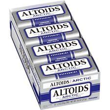 Altoids Arctic Peppermint Mints, 1.2 Ounce (8 packs) New