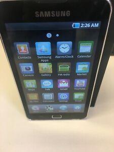 Samsung Galaxy S WiFi 5.0 White YP-G70 - Handheld WIFI Device