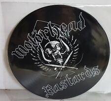 Motorhead Bastards Picture Disc LP Vinyl Record new