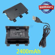 2400mAh New Battery Pack For Microsoft Xbox One Games Controller