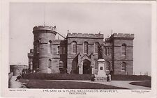 Castle & Flora MacDonald's Monument, INVERNESS, Inverness-shire RP
