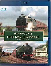 Norfolk's Heritage Railways Volume Two Blu-ray