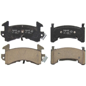 Disc Brake Pad Set-SST Front,Rear Federated D154C