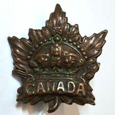 Collar Canadian General Service CEF